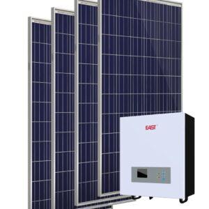 Sistem fotovoltaic 1000W cu 4 panouri solare